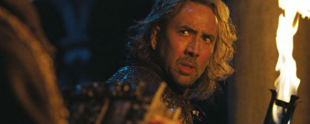 L'ultimo dei templari: trama, cast e curiosità del film in tv con Nicolas Cage