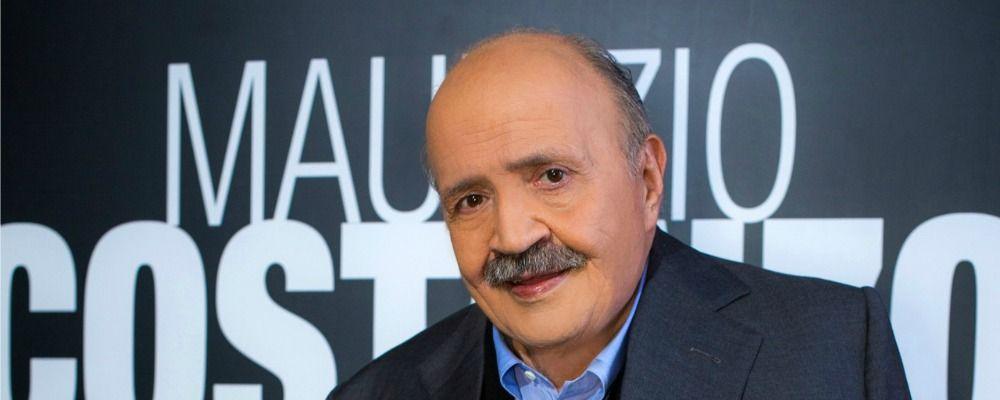 Maurizio Costanzo compie 80 anni: 'Il regalo più bello? Potrebbe farmelo Maria'