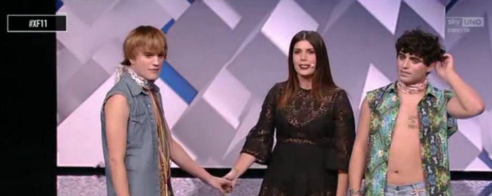 X Factor 2017, terza puntata live: la musica del terzo millennio elimina Sem e Stenn