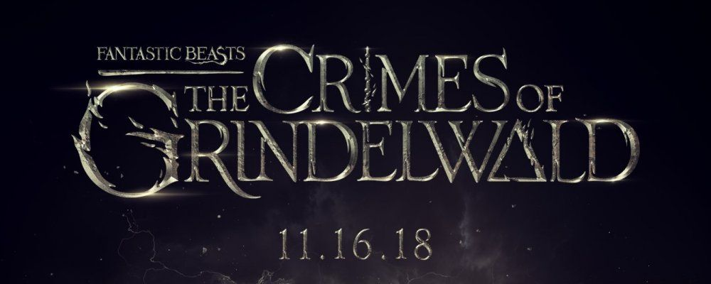 The Crime of Grindelwald, il titolo del seguito di Animali Fantastici