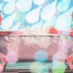 Stasera CasaMika, intervista a Fedez nella vasca da bagno