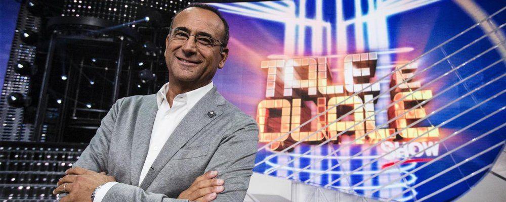 Tale e quale show 2018, anteprima nel ricordo di Fabrizio Frizzi: non ci sarà Gabriele Cirilli