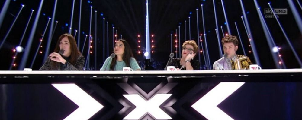 X Factor 2017, secondo live: l'eliminata è Virginia Perbellini