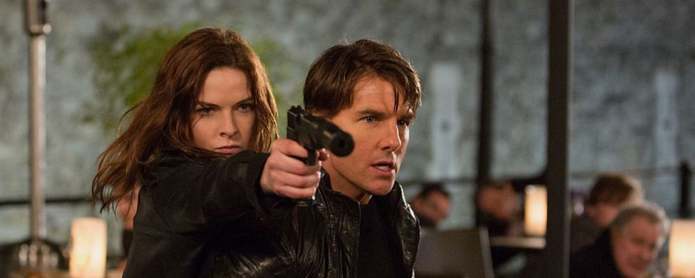 Mission: Impossible - Rogue Nation: trama, cast e trailer del film con Tom Cruise