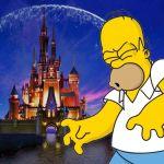 I Simpson diventano Disney, la prima foto del nuovo Pappa e ciccia
