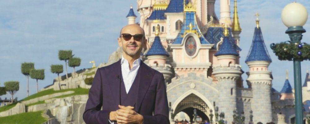 Matrimonio da favola a Disneyland Paris, organizza Enzo Miccio