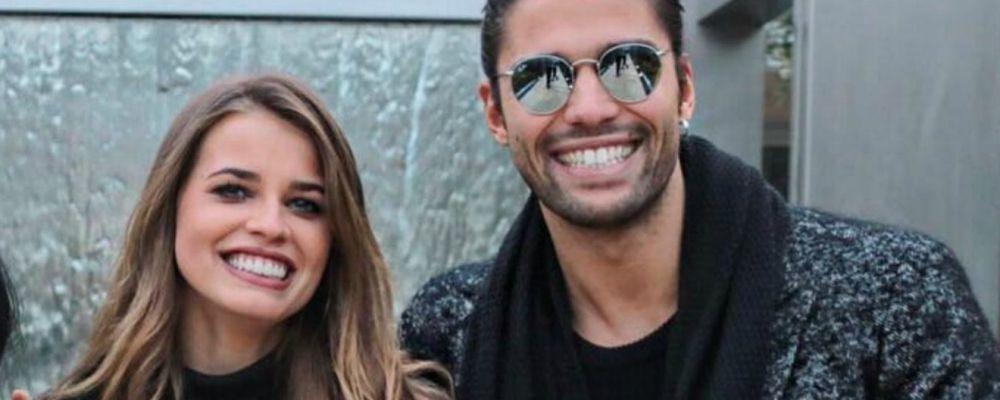 Ivana Mrazova e Luca Onestini: 'Viviamo giorno per giorno' (sui social)