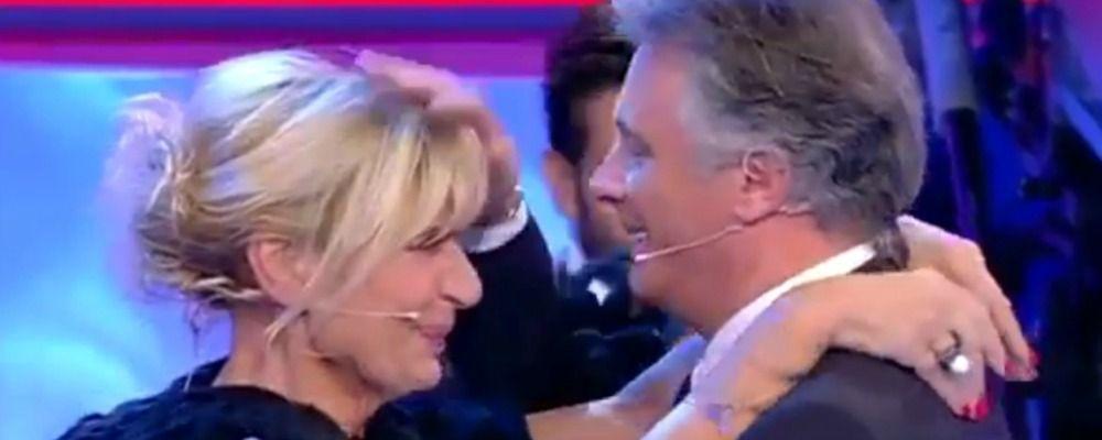 Uomini e donne, il bacio tra Gemma e Giorgio