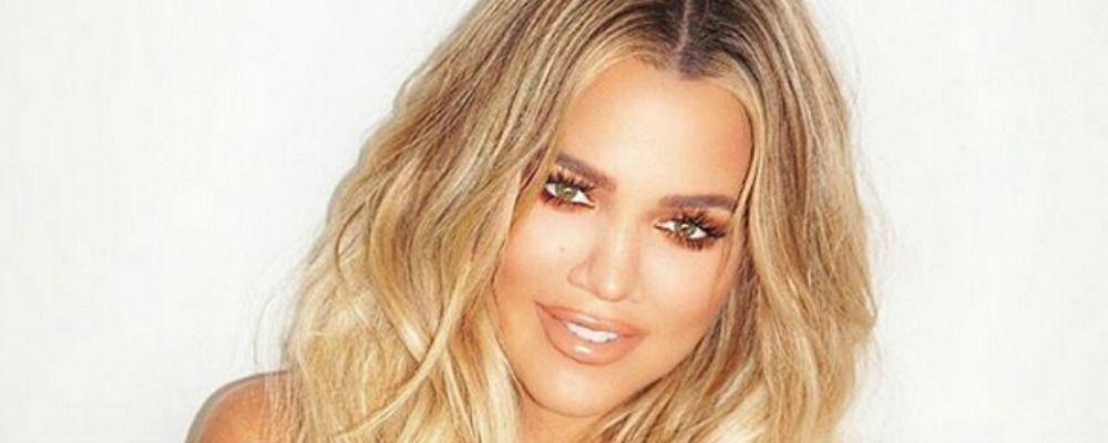 Khloe Kardashian e Tristan Thompson confermano la gravidanza su Instagram