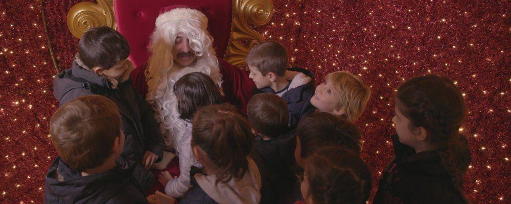 E' uno sporco Natale, Chef Rubio in missione per Babbo Natale
