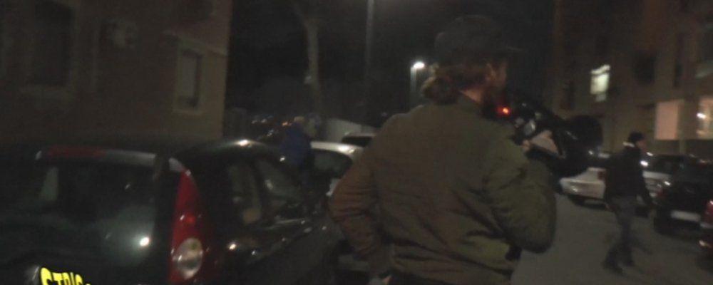 Striscia la notizia, Vittorio Brumotti aggredito a Roma da spacciatori