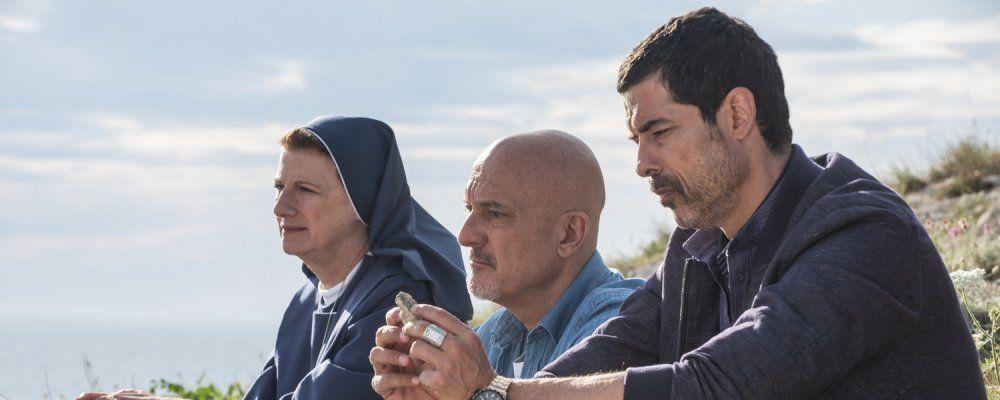 Non c'è più religione, trama e cast del film con Bisio e Gassmann