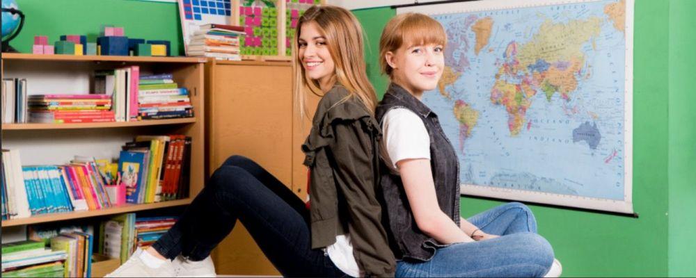 Sara e Marti #LaNostraStoria, la nuova serie Disney ambientata in Umbria