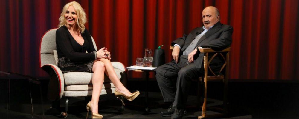 L'intervista, Antonella Clerici: 'La Isoardi mi fece soffrire, Eddy voleva brillare di luce sua'