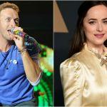 Chris Martin e Dakota Johnson aspettano un figlio? Galeotti i palloncini blu