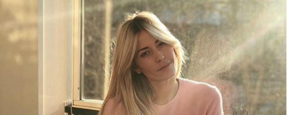 """Elena Santarelli: """"Combattiamo con fiducia. Grazie a Bobo Vieri per la solidarietà"""""""