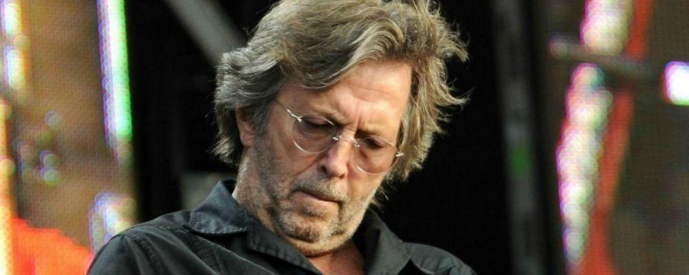 Eric Clapton shock: 'Sto diventando sordo'