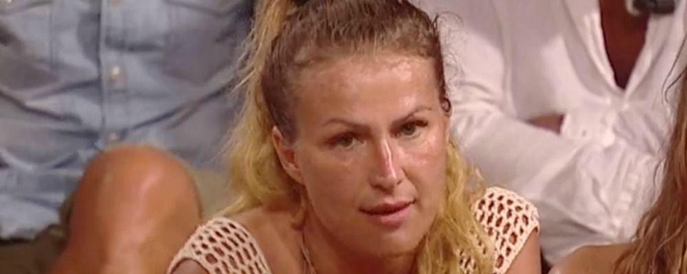 Isola dei famosi 2018, lo sfogo di Eva Henger dopo l'attacco di Alessia Marcuzzi