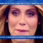 Paola Caruso, incidente alla finale di Pechino Express: operata d'urgenza