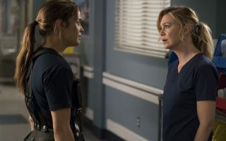 Grey's Anatomy spin off, c'è anche Meredith: le prime foto