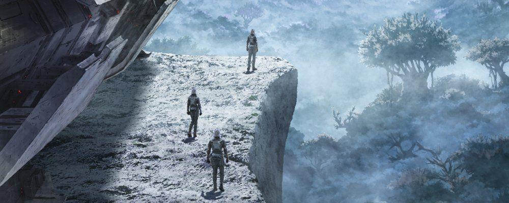 Godzilla: Planet of the Monsters su Netflix il film d'animazione