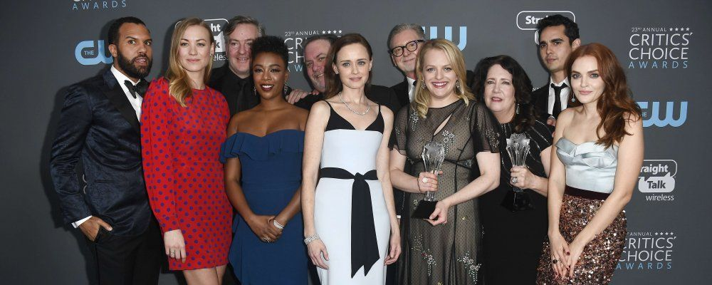 Critics' Choice Awards 2018, i vincitori: trionfo per The Handmaid's Tale e Big Little Lies