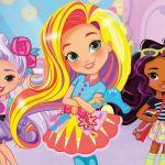 Sunny Day, al via la serie a cartoni sull'hair styling che fa anche i tutorial