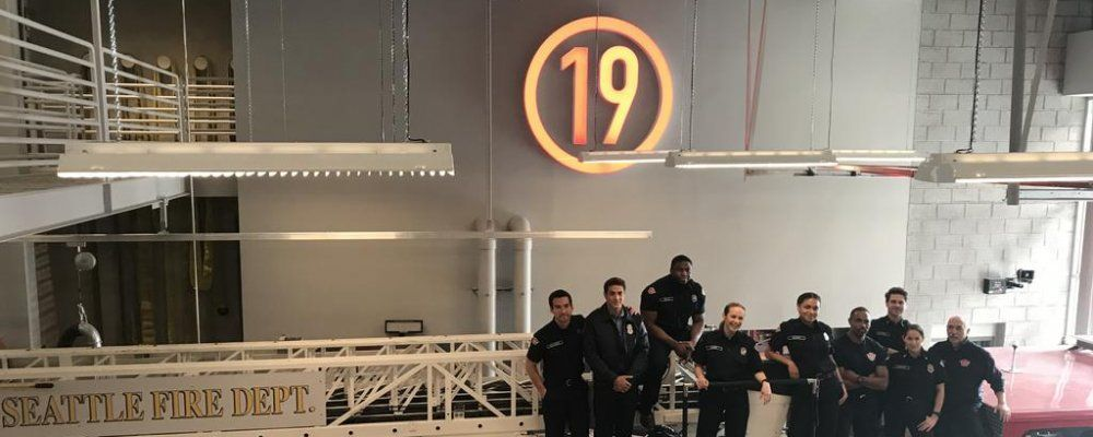 Station 19 svelato lo spin off di Grey's Anatomy