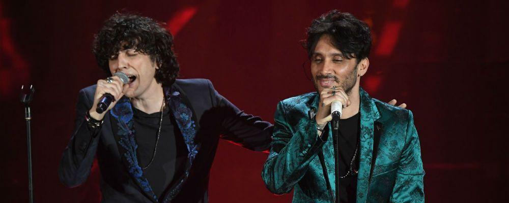 Sanremo 2018, chi sono Ermal Meta e Fabrizio Moro, i vincitori del Festival