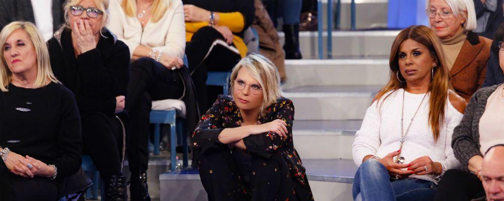 Uomini e donne torna in studio, Maria De Filippi: 'Gemma incontrerà Occhiblu e gli altri'