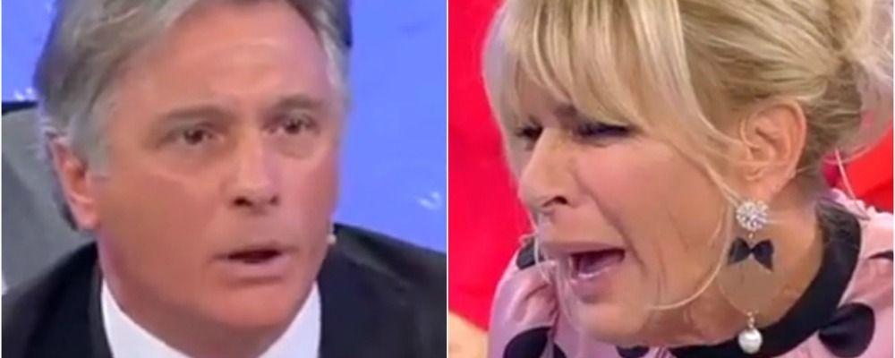 Uomini e donne, Giorgio chiude definitivamente con Gemma: 'Non tornerò mai più con te'