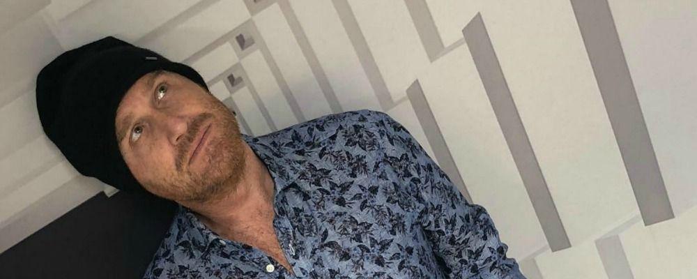 Amici, Rudy Zerbi lontano dal figlio Edoardo: 'È dura'