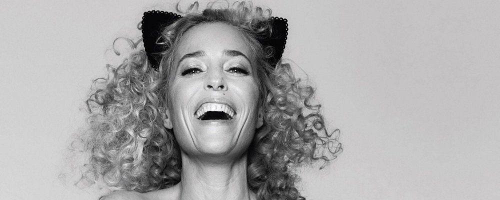 Gillian Anderson per la PeTa 'Meglio nuda che in pelliccia'