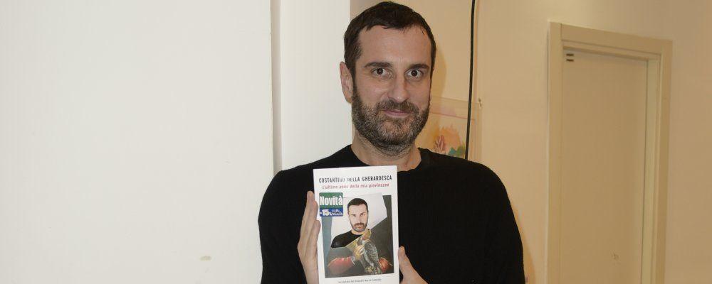 """Costantino della Gherardesca, da Pechino a The Voice, passando per un libro: """"Il mio mito è Corrado"""""""