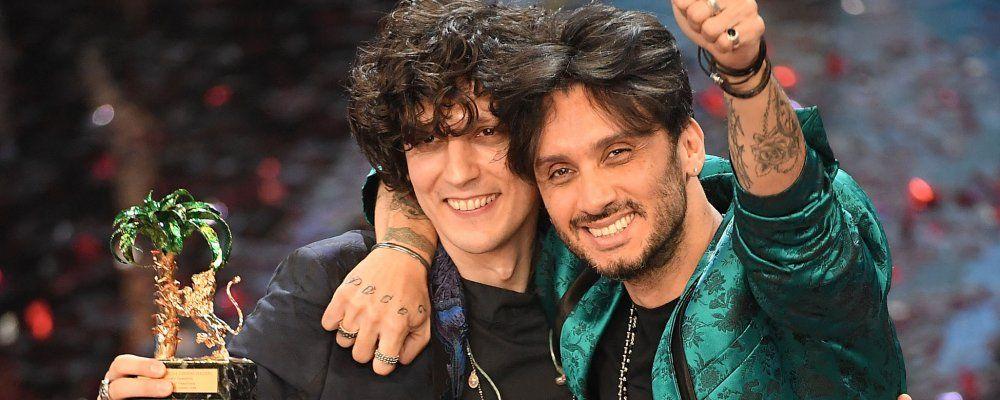 Sanremo 2018, ascolti tv: il festival chiude e supera i 12 milioni