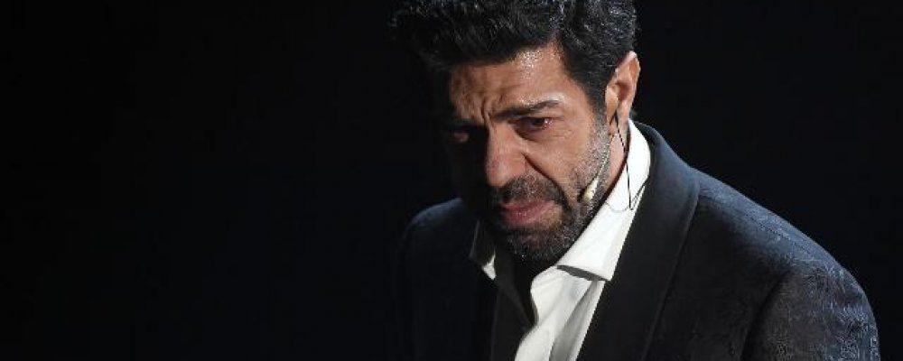 Sanremo 2018 risolto il mistero della parolaccia dopo esibizione di Favino