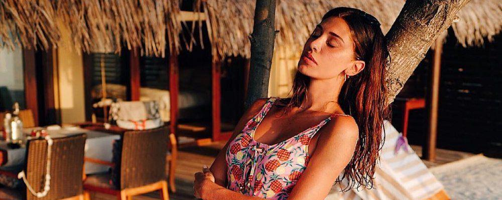 Belen Rodriguez e Andrea Iannone, fuga romantica alle Maldive