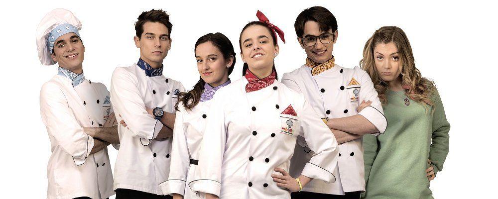 Monica Chef, al via la serie teen spagnola ma con tanta Italia