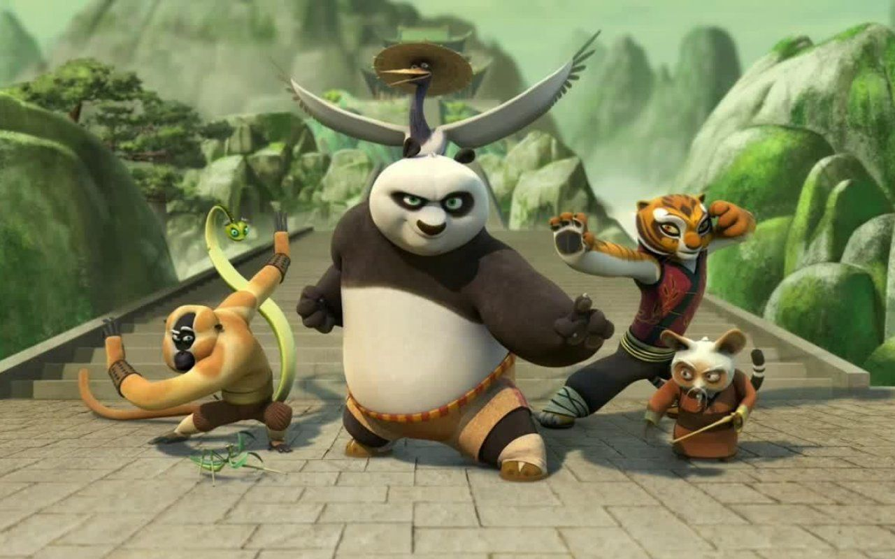 Kung Fu Panda: trama e trailer del primo capitolo della fort