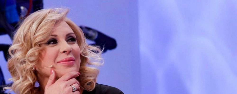 Tina Cipollari assente a Uomini e Donne: 'È in quarantena'