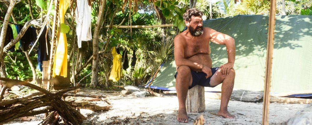 Isola dei Famosi 2018, Franco Terlizzi lascia il gioco dopo lite furibonda con Amaurys Perez