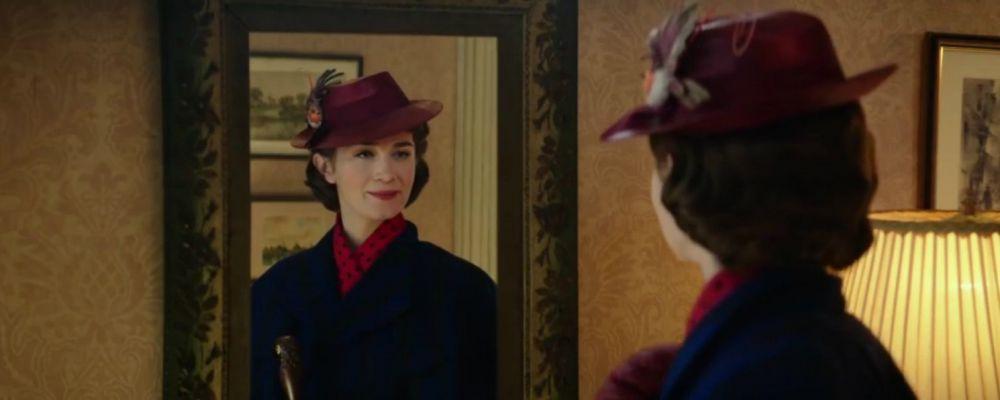 Mary Poppins Returns, Emily Blunt è praticamente perfetta: il trailer