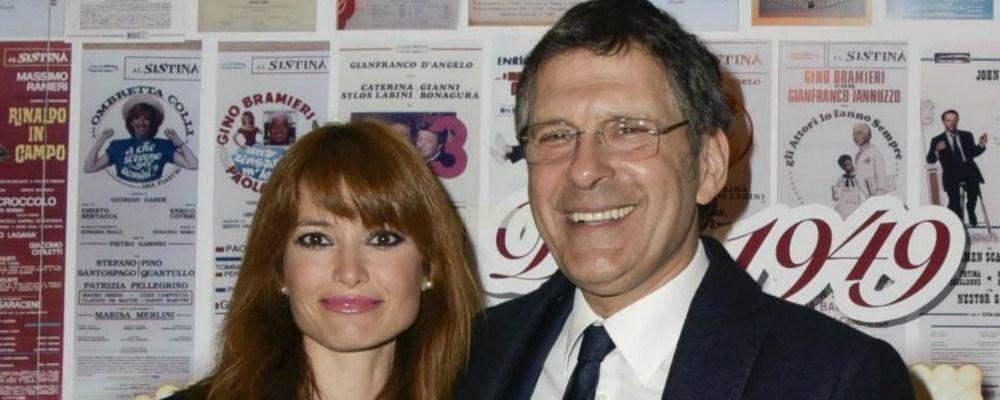 Fabrizio Frizzi, dopo il malore è Carlotta Mantovan la sua cura