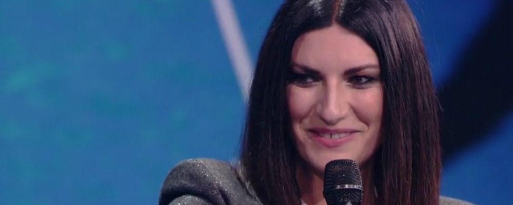 Che tempo che fa, Laura Pausini: 'Per scegliere le canzoni uso il pelometro'