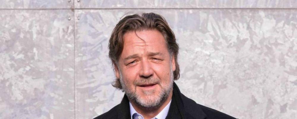 Russell Crowe, all'asta l'armatura de Il Gladiatore per pagare il divorzio