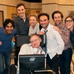 Addio a Stephen Hawking, il ricordo del cast di The Big Bang Theory