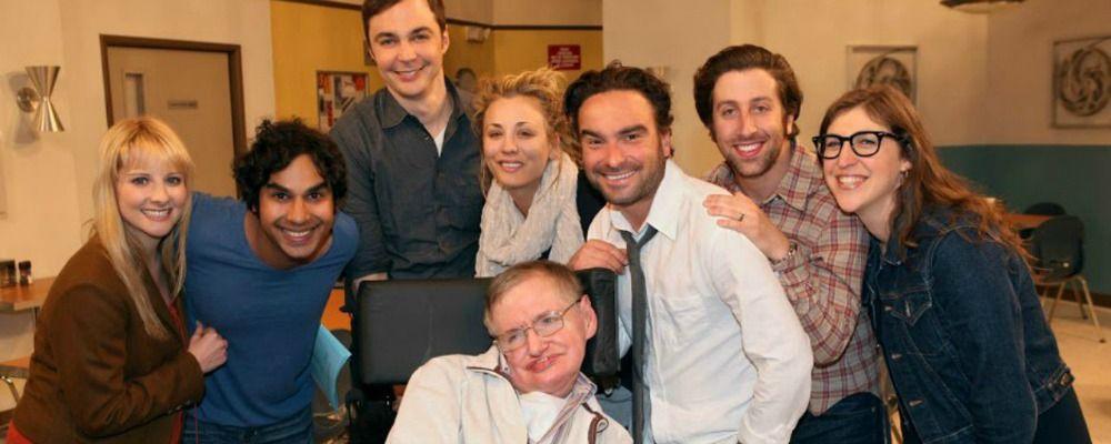 Addio a Stephen Hawking, il ricordo del cast di The Big Bang Theory