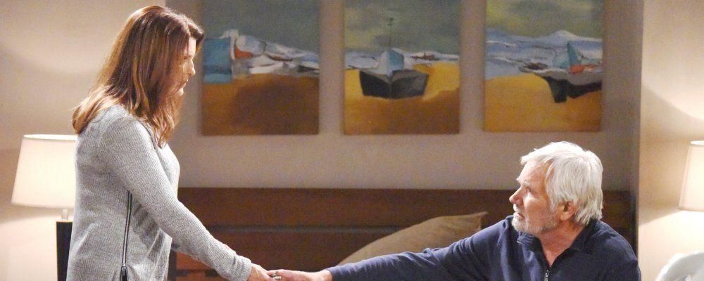 Beautiful, Eric fugge e Sheila lo copre: anticipazioni dal 12 al 17 marzo