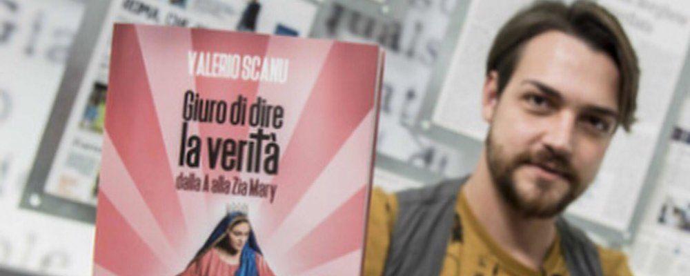 Valerio Scanu Giuro di dire la verità, l'autobiografia