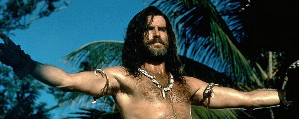 Robinson Crusoe: trama, cast e curiosità del film del 1997 con Pierce Brosnan
